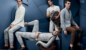 Vman. Geometry Evolved