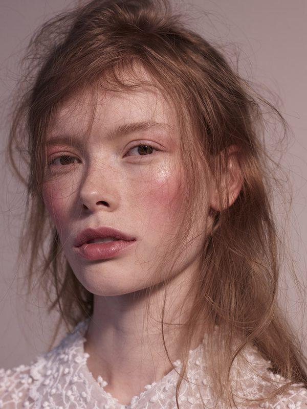 W Magazine. Beauty. Val Garland