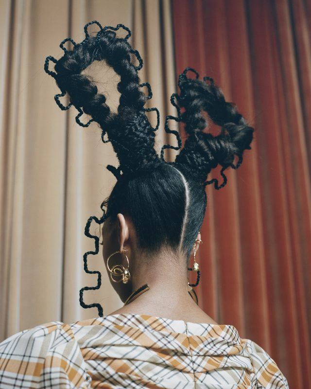 Allure. HAIR!
