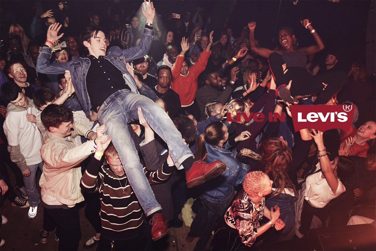 Levi's United by The Beat