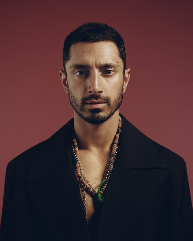 Riz Ahmed. Esquire 01/20