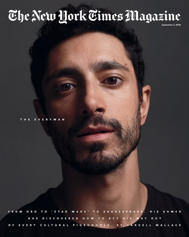 The New York Times Magazine. Riz Ahmed