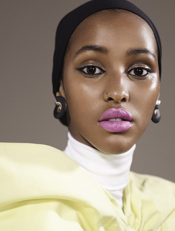 Vogue Arabia Beauty. Ashaa