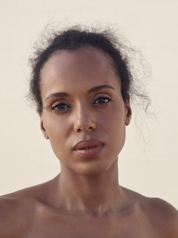 Allure. Kerry Washington